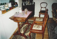 Möbler tillverkade av Theodor Krantz, Björkelund