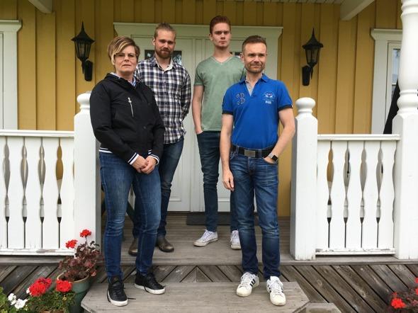 Foto från Roland Holm. Björkelund, 2016