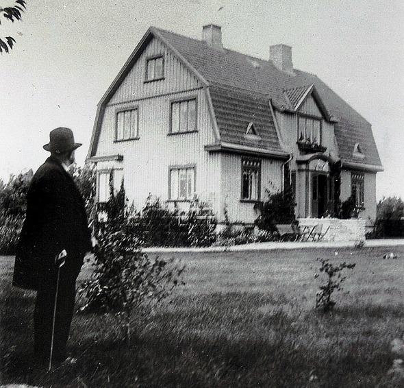 Bild från Verna Anderssons samling med publiceringsrätt från  familjeföreträdare