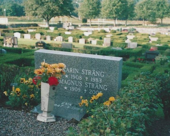 Våmbs kyrkogård 2016, foto Arne Sträng, Ljungstorp