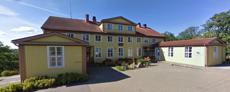 Huvudbyggnaden Ljungskile Folkhögskola - reception