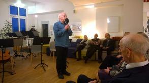 Gunnar Eriksson introducerar musiken