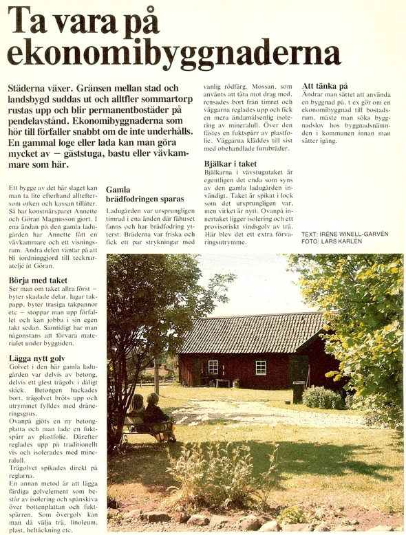 Ur Villaägaren 1997 - klicka på texten för att läsa den bättre!