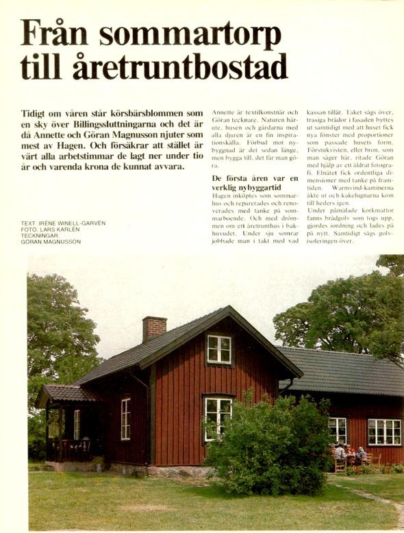 Ur Villaägarna 1977 - klikca på artikeln för att läsa bättre!