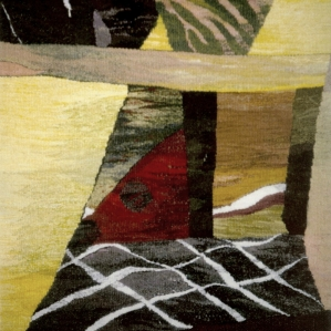 Brutet lanskap, 1999, 63 x 85 cm