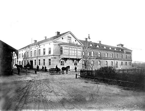 Bild från Skövde Stadsmuseum