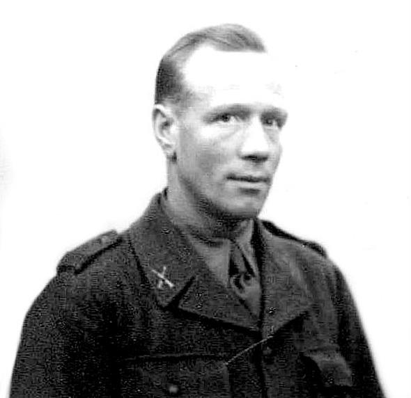 Emil Holm 1940-tal