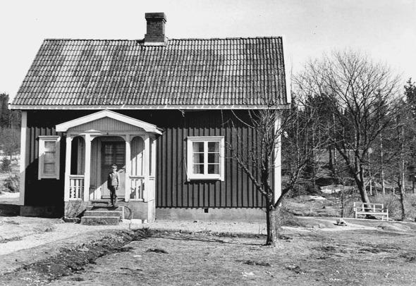 Bild från familjen Stern, Ännebäcken, 2017