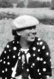Detalj från foto ur Verna Anderssons samling, Ljungstorp