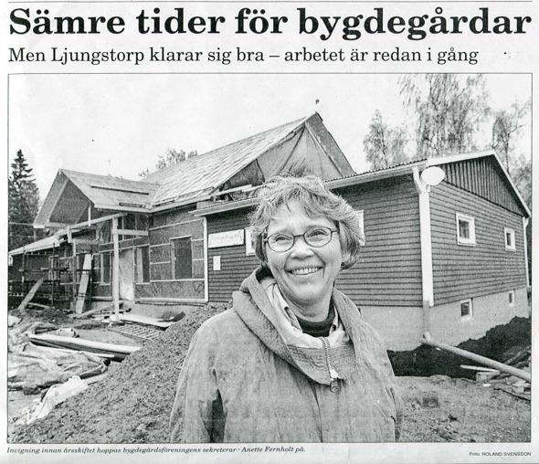 Urklipp ur Verna Andersson samlingar, 2017
