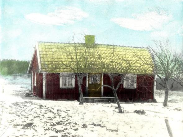 Foto ur Varna Anderssons samling, Ljungstorp, 2015