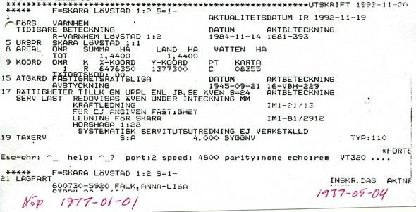 Gustavsberg Artur Falk köper 1963007