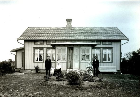 Foto från Lennart Karlssons samling, ägare Lövstad/Lövvik 2017