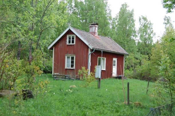 """Nya"""" Hökatorp som färdigställdes 1940 (foto 2011, Mats Green, 2017"""