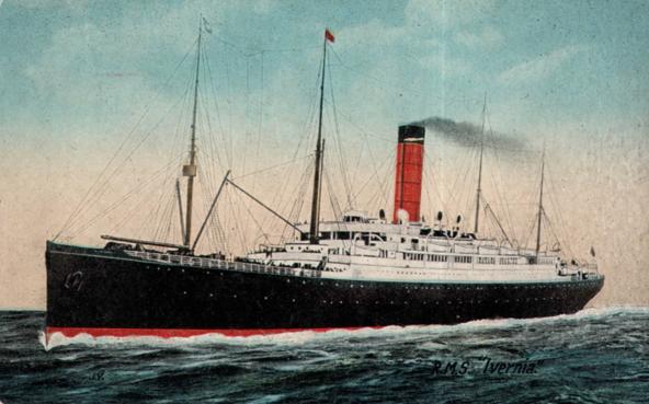 Americabåten Cretic