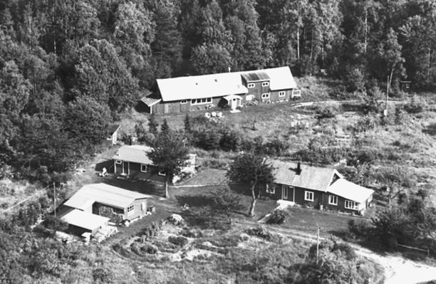 Smedstorp/Kristinefors kring 1960