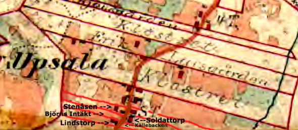 Karta från 1870