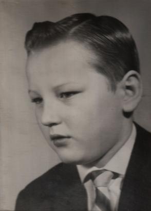 Birgits son Alf Josefsson