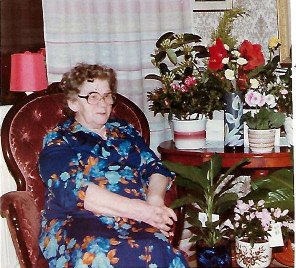 Olgas Andersson 50-årsdag 1955