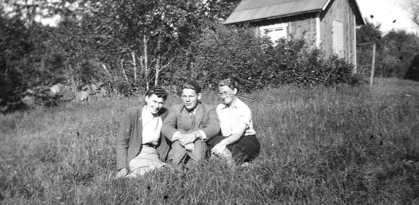Margit Olle Ann besök Lövåsen153