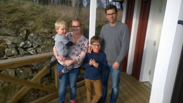 Familjen Pettersson 2017