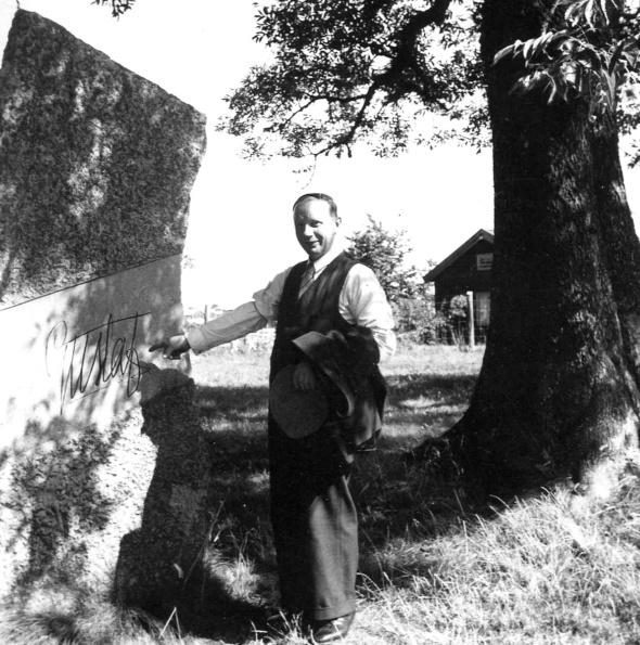 Foto från Kjell Håkan Johanssons album