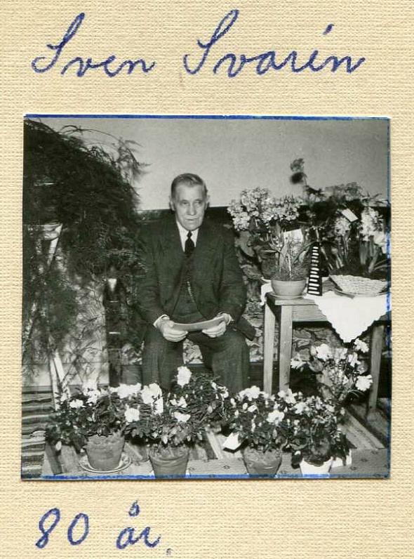 1957 Sven Svarén Ambjörnstorp Löten