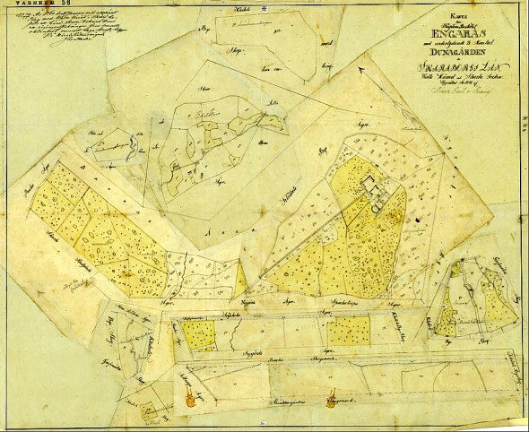 Lantmäteriet Historiska Kartor - Klicka på kartan för att se den större!
