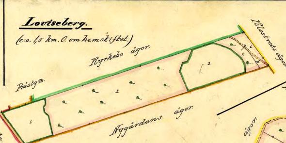 Ägokarta 1912 Ängerås