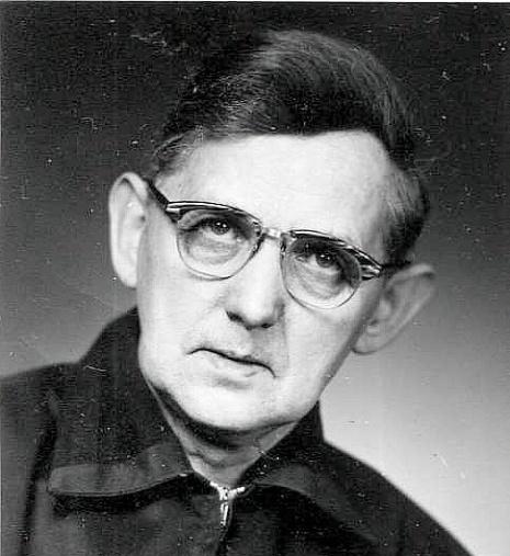 Gustaf Josefsson 1963 - foto från Petronella Erlandsson, 2018
