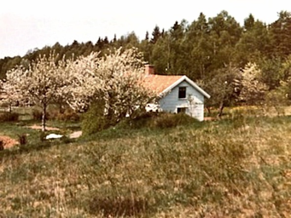 Jägarebacken som fritidshus 1974 - 1978