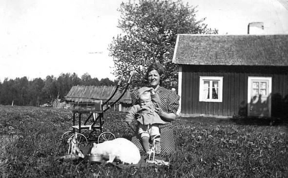 Bertils album  1938