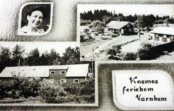 Vykort från Jan Johansson, Skövde