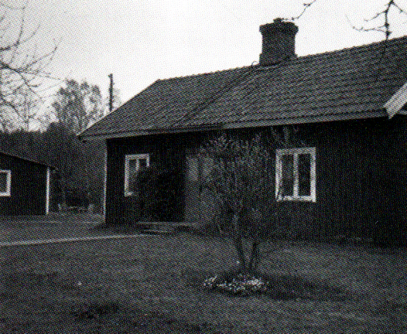 Scannat ur Billingen längesen Nr 3 1995 - framsidan av Kristinefors