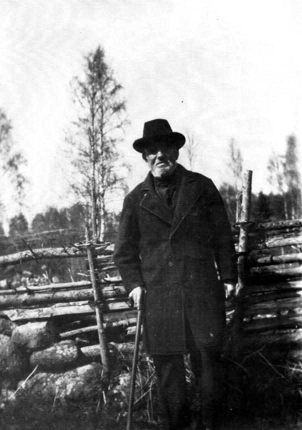 Johannes Larsson från Verna Anderssons samling