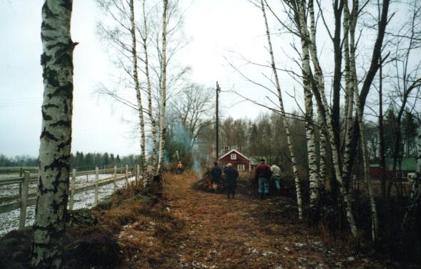 Foto från Verna Anderssons samlingar