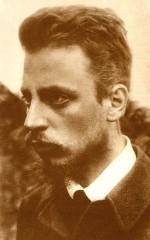 Porträtt vid sekelskiftet 1900 av Rainer Maria Rilke - wikicommon