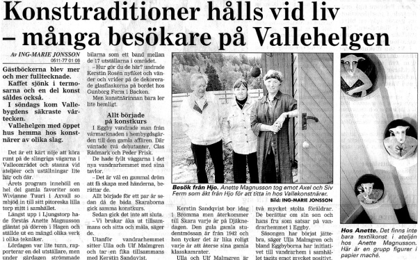 Skövde Nyheter 2004
