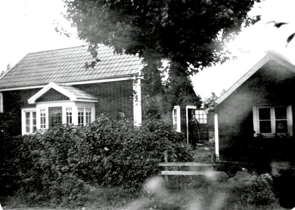 Bild från Birgit Larssons samling, Skövde 2015