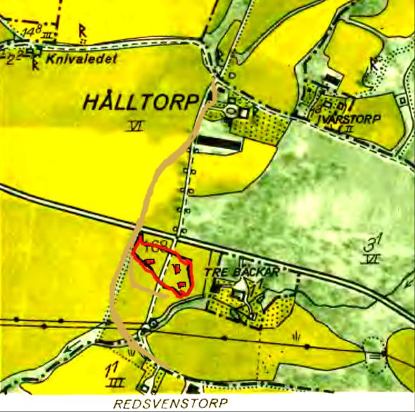 1960 års kartor från Lantmäteriet Historiska Kartor