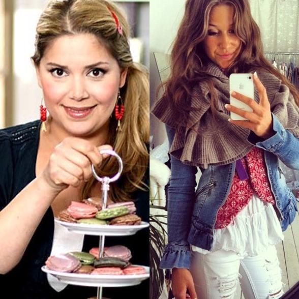 Istället för socker & mjöl andvänder Embla det söta från naturen och i små mängder & Herbalife protein i hennes sötsaker. Man ser ju på Embla att hon är vad hon äter. Hälsan själv..