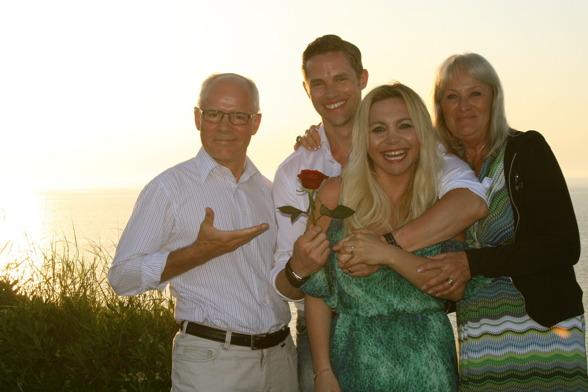 Jag älskar verkligen den här familjen...Karin , Leon & Daniel