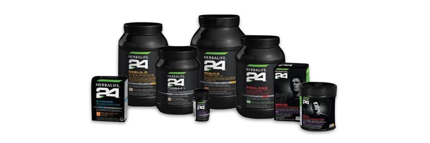 """Herbalife 24 Serien - Uppbyggd av helt naturliga råvaror och godkänd enligt """"Cologne list"""" och """"Certified for Sports"""""""