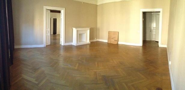 I april lämnade jag min gamla lägenhet & flyttade ihop med Marcus på Skolgatan i Borås