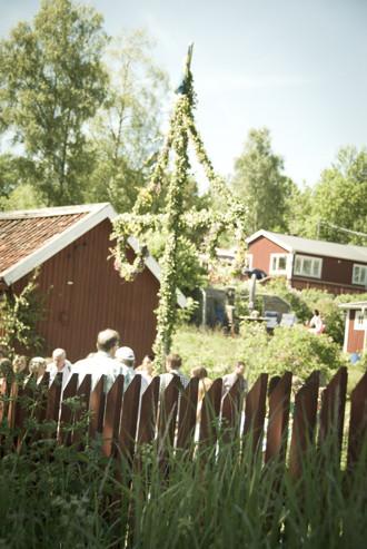 Midsommar nere vid Båtsholmen anordnas av RFF (c) Ann Broman