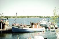 Sunnvi nere vid gamla Ångbåtsbryggan (c) Ann Broman