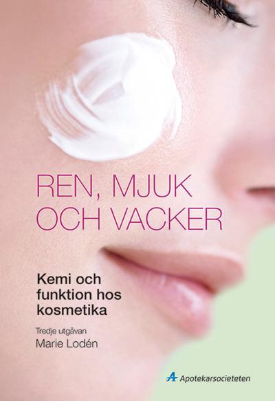 Uppslagsbok. Kosmetika på svenska.