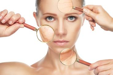 Effekttest, kosmetika, TEWL, färg, irritation, anti-rynk,