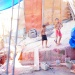 Ivrige hjelpere- foto Snorre Holand, Futuro Rio de Janeiro
