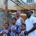 sponsorbesøk på tomta- foto Snorre Holand, Futuro Rio de Janeiro